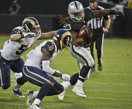 Report: Oakland Raiders waive RB Trent Richardson