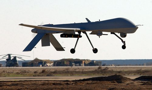 Suspected U.S. drone strike in Pakistan kills 7 militants