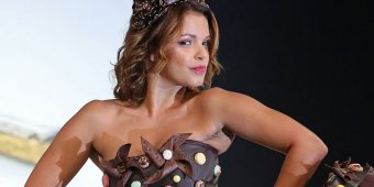 2014 Chocolate Fashion Show in Paris [PHOTOS]
