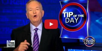 Bill O'Reilly lashes out at Colbert for mocking his IS strategy [VIDEO]