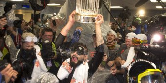 San Francisco Giants win 2014 World Series [PHOTOS]