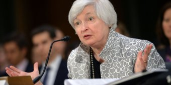 Janet Yellen says income inequality hurting U.S. economy