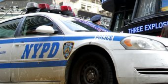 Hatchet-wielding man shot dead after attacking NYC police officers