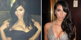 Kardashian look-a-like says her acting career is ruined