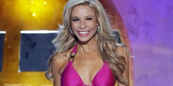 Miss America tossed from sorority for organizing hazing at Hofstra