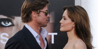 Angelina Jolie and Brad Pitt through the years [PHOTOS]