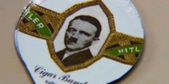 Swiss store apologizes for Hitler creamer lids
