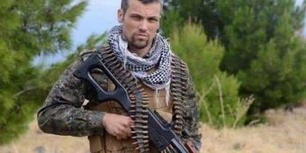 American fighting with Kurds in Syria: If the U.S. government won't do anything, we will