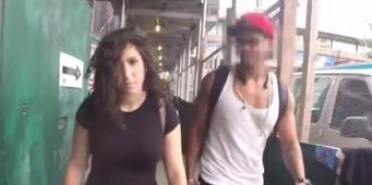 WATCH: Woman gets over 100 catcalls walking streets of Manhattan