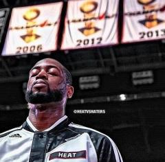 Dwyane Wade indicates return to Miami Heat