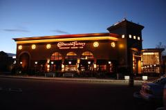 Cheesecake Factory is America's most unhealthy food franchise