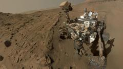 Curiosity rover celebrates a year on Mars