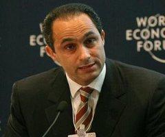Gamal Mubarak pressured father to go