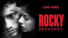 'Rocky' musical to open on Broadway in February