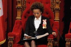 Canada's Jean aghast at Haiti devastation
