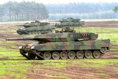 Rheinmetall producing tank ammo for Greece