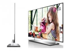 LG launches 55-inch OLED television