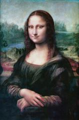 Historian searches for Mona Lisa's remains