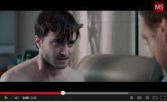 Daniel Radcliffe stars in first trailer for 'Horns'
