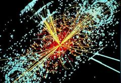Physicists discover 'Higgs-like' particle