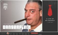Rodney Dangerfield website goes live for his 92nd birthday