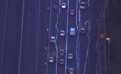 Zig-zagging lane lines confuse commuters along I-66 in Virginia