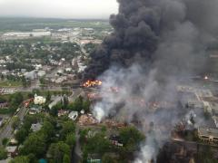 Canada releases final report of Quebec rail disaster