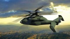 Sikorsky, Boeing building demo helicopter for Army program