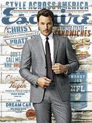 Chris Pratt originally said no to 'Guardians' because he didn't wan't to embarass himself