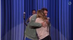 Drew Barrymore, Adam Sandler joke about their many movies together