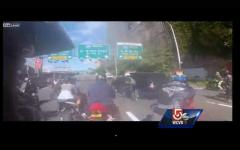 Bikers chase, beat NYC man after accident