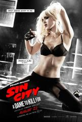 Jessica Alba goes 'crazy' as Nancy in new 'Sin City: A Dame to Kill For' clip