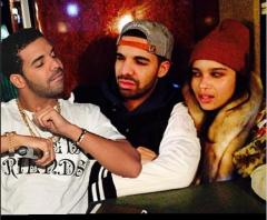 Drake and Zoe Kravitz get cozy at a Beyonce concert