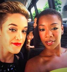'Orange is The New Black' writer divorces husband to date Poussey actress
