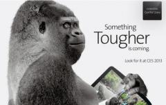 Corning to debut tougher Gorilla Glass