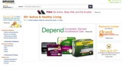 Online specialty store from Amazon to target America's seniors