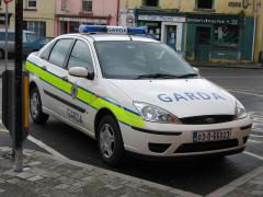 Irish man called officer 'gay,' exposed buttocks