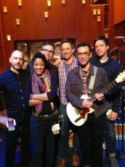 Fred Armisen named 'Late Night' band leader
