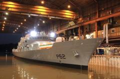 Babcock International readies second OPV for Ireland