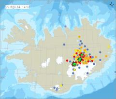 Quake in Iceland stirs fear of volcanic eruption