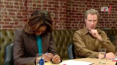 Michelle Obama schools Will Ferrell on healthy eating