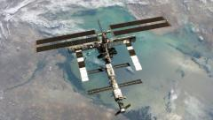Cosmonauts on space station to turn teacher for Russian students