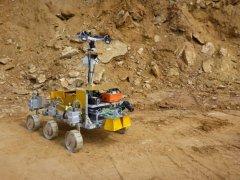 European rover meant for Mars to undergo earthly desert test