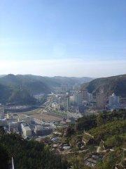 China flattens mountains for suburban development