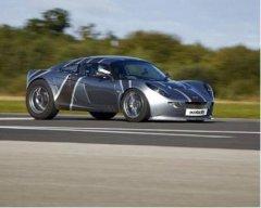 Electric car sets U.K. speed record