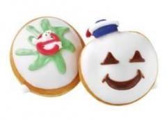 'Ghostbusters' doughnuts to be sold at Krispy Kreme
