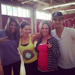 'Full House' cast support Candace Cameron Bure on 'DWTS'