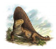 'Steak knife' teeth made early dinosaurs top food chain predators
