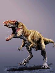 New dinosaur giant, called top predator, found in Utah