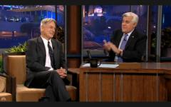 Mark Harmon, Jay Leno surprise each other with 'Laverne & Shirley'